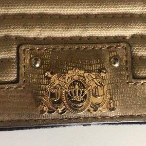Juicy Couture card holder wallet